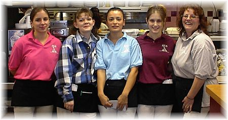 Lucas Coney Island Staff